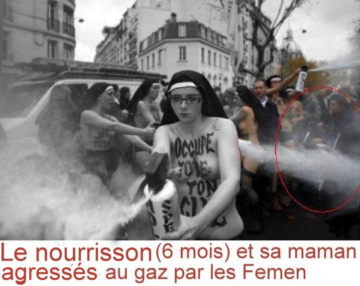 Exclu E&R : Bébé agressé par les Femen, la maman porte plainte dans Actualité 565714_430596633655815_862496411_n2